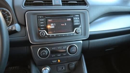 2018 Nissan LEAF 1N4AZ1CP9JC306516