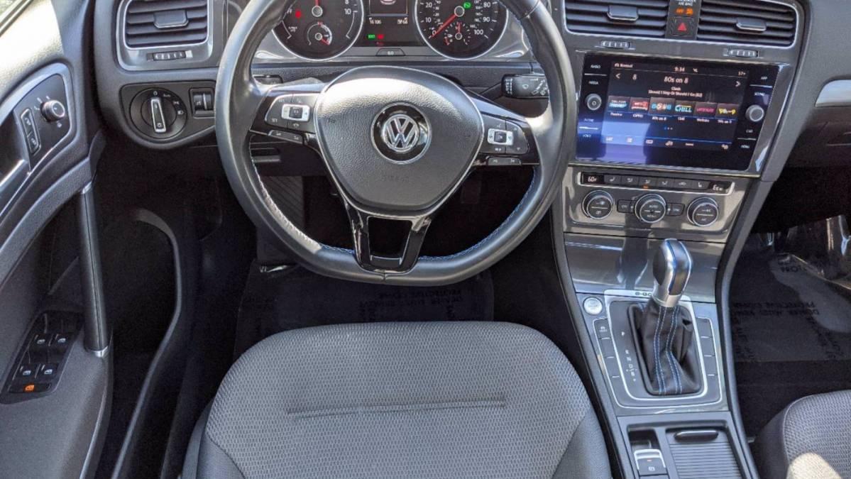 2019 Volkswagen e-Golf WVWKR7AU9KW902493