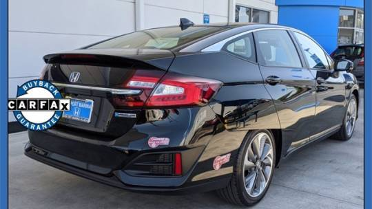 2018 Honda Clarity JHMZC5F19JC006535