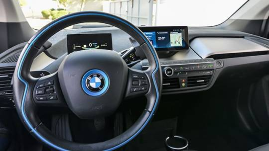 2018 BMW i3 WBY7Z6C58JVB96919
