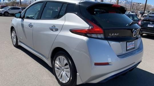 2019 Nissan LEAF 1N4AZ1CP8KC315242