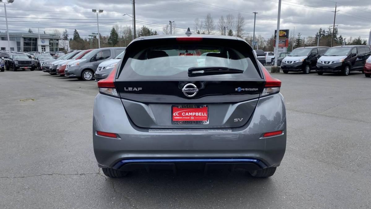 2018 Nissan LEAF 1N4AZ1CP8JC302604