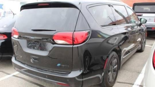 2020 Chrysler Pacifica Hybrid 2C4RC1N76LR130062