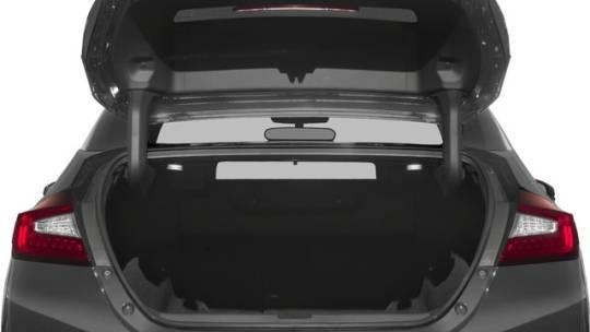 2018 Honda Clarity JHMZC5F33JC004832