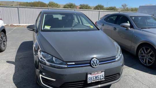 2019 Volkswagen e-Golf WVWKR7AU5KW911112
