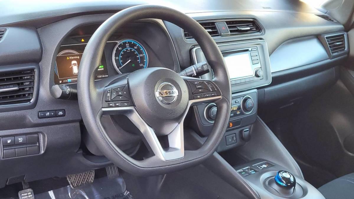 2018 Nissan LEAF 1N4AZ1CP0JC308851