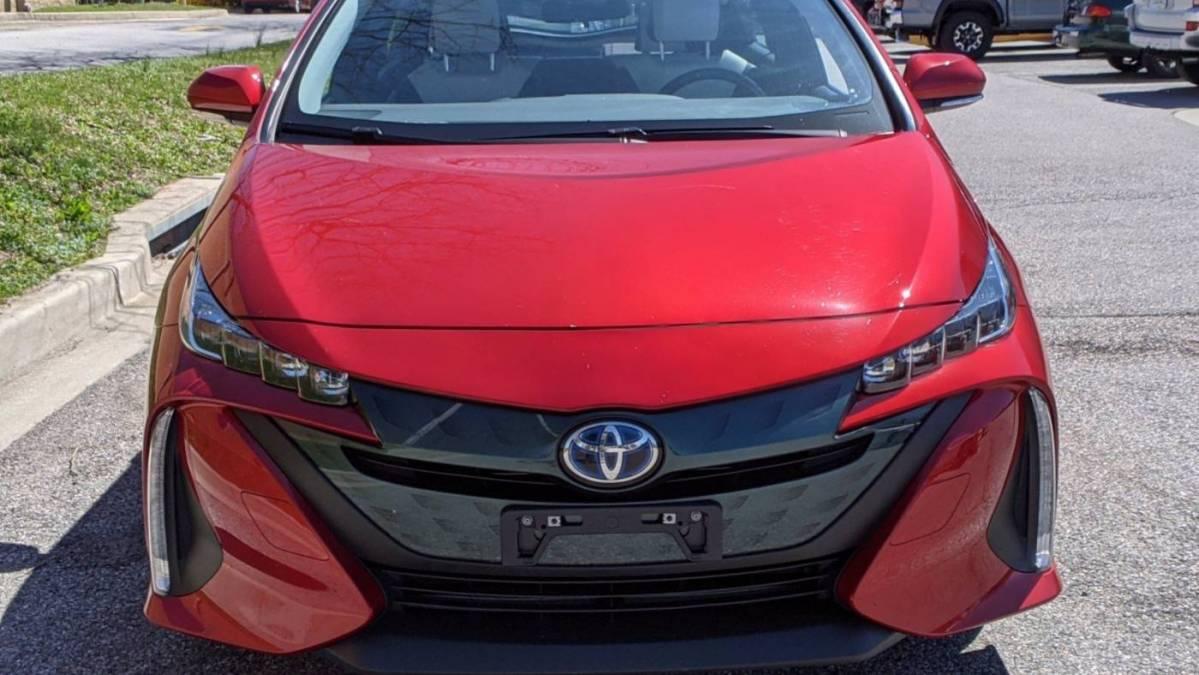 2018 Toyota Prius Prime JTDKARFPXJ3102159