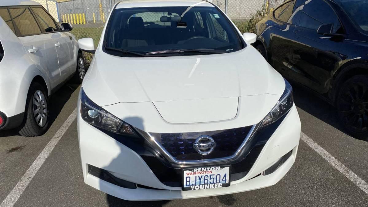 2018 Nissan LEAF 1N4AZ1CPXJC307948