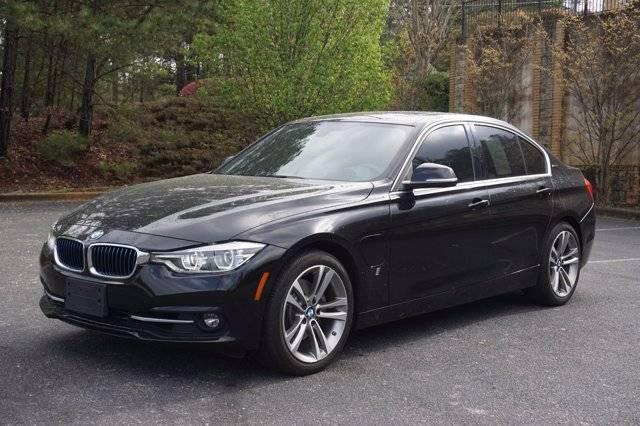 2018 BMW 3 Series WBA8E1C57JA178062