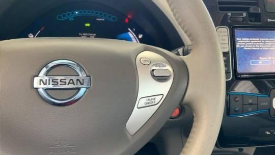 2012 Nissan LEAF JN1AZ0CP2CT015771