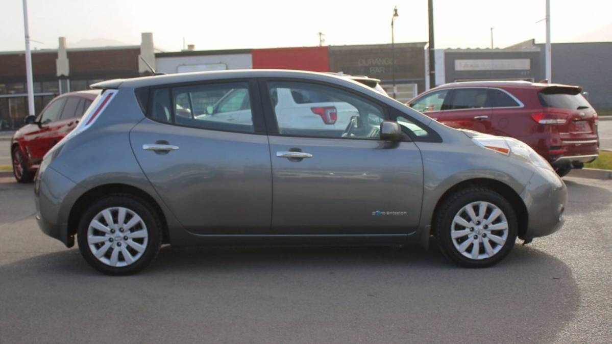 2015 Nissan LEAF 1N4AZ0CP8FC304161