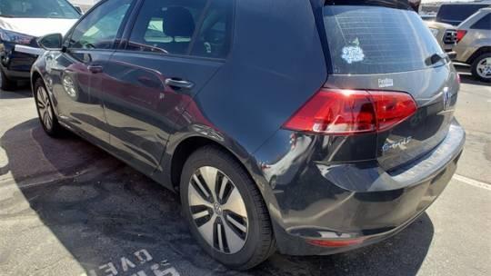 2016 Volkswagen e-Golf WVWKP7AU3GW911669