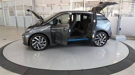 2018 BMW i3 WBY7Z4C58JVD95926