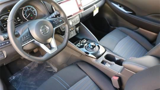 2020 Nissan LEAF 1N4AZ1CP5LC304376