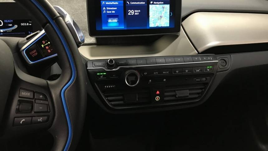 2018 BMW i3 WBY7Z4C54JVC34781