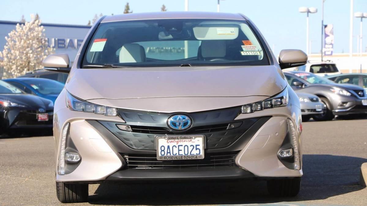 2017 Toyota Prius Prime JTDKARFP6H3037529