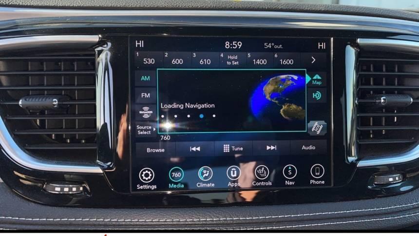 2019 Chrysler Pacifica Hybrid 2C4RC1N72KR640231