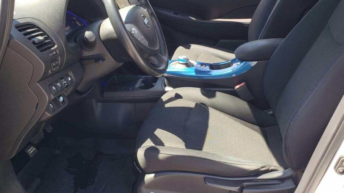 2015 Nissan LEAF 1N4AZ0CP9FC334415
