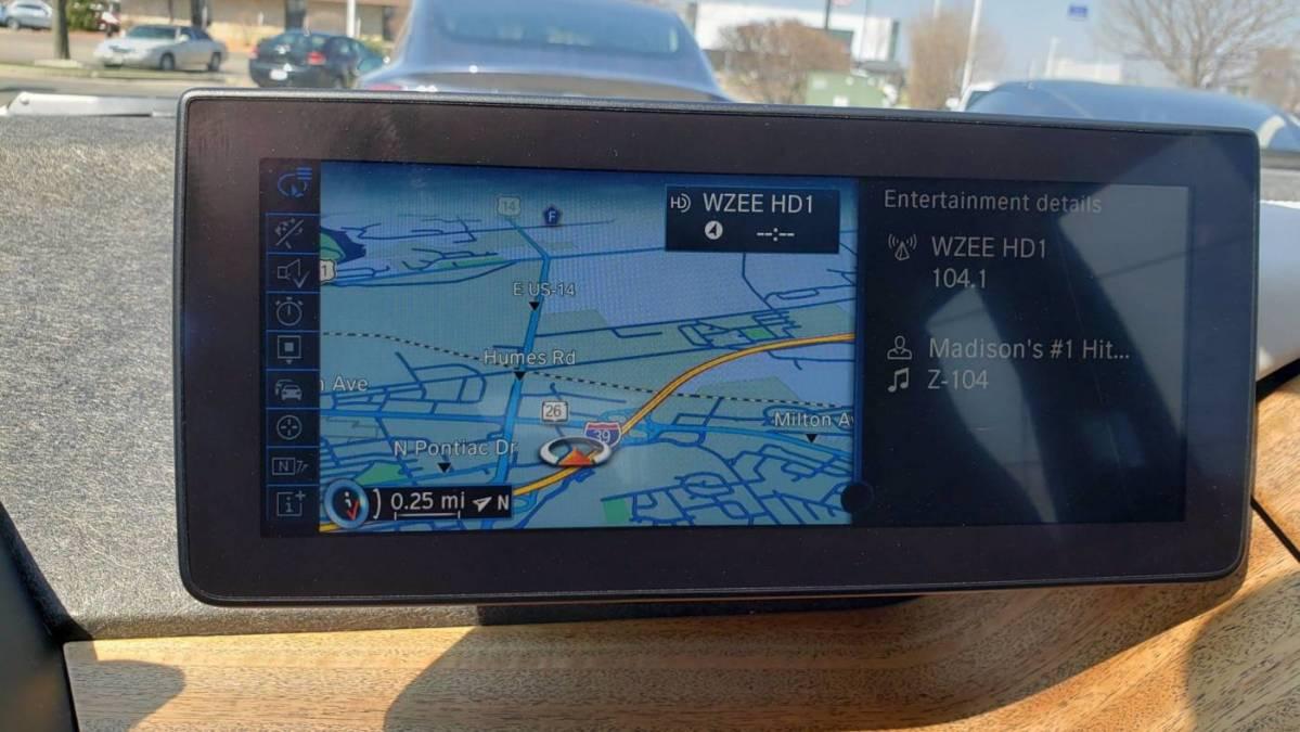 2014 BMW i3 WBY1Z2C59EV284900