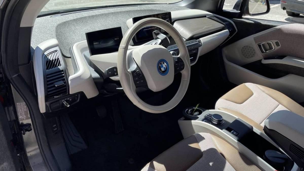 2018 BMW i3 WBY7Z2C59JVB88479