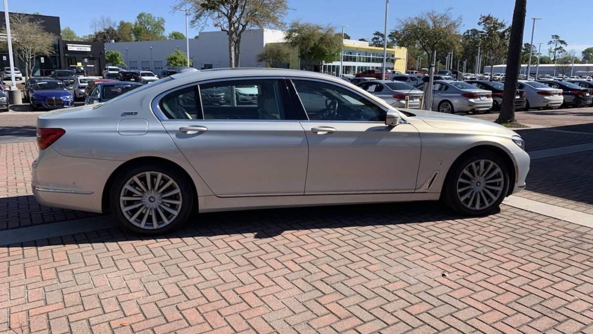 2018 BMW 7 Series WBA7J2C58JB246263