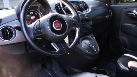 2017 Fiat 500e 3C3CFFGE8HT704529