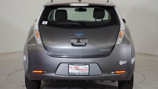2014 Nissan LEAF 1N4AZ0CP8EC331729