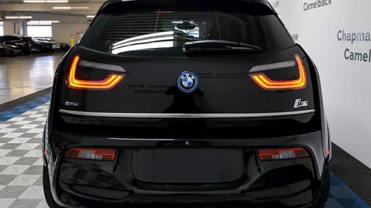 2018 BMW i3 WBY7Z6C56JVB96918