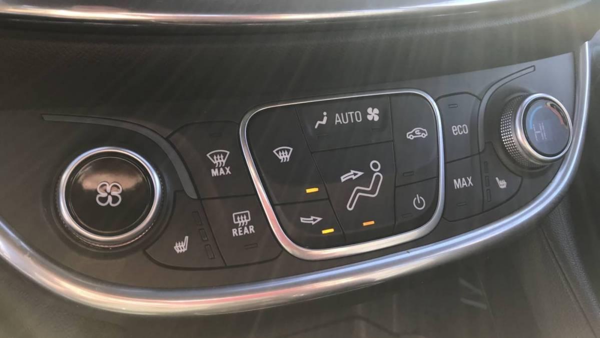 2017 Chevrolet VOLT 1G1RD6S54HU215921