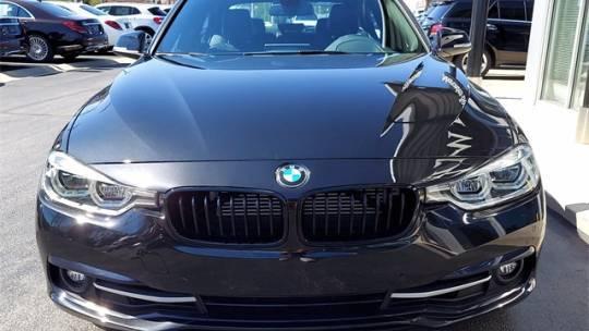 2017 BMW 3 Series WBA8E1C33HA029849