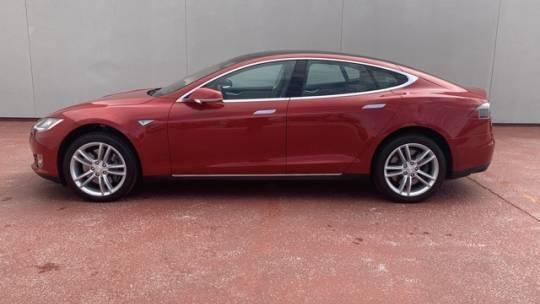2014 Tesla Model S 5YJSA1H23EFP65827