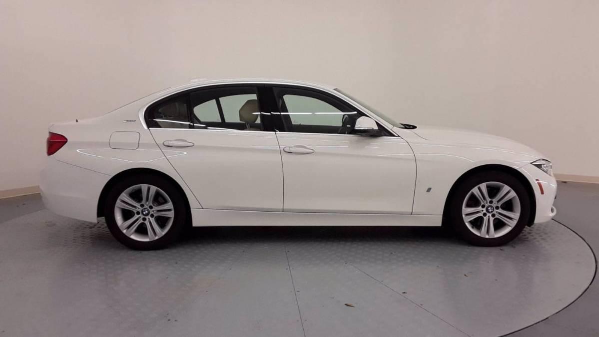2018 BMW 3 Series WBA8E1C58JA178653