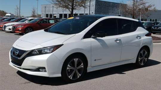 2018 Nissan LEAF 1N4AZ1CP7JC305686