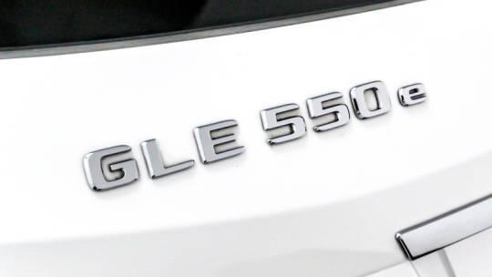 2018 Mercedes GLE 550e 4Matic 4JGDA6DB9JB147027