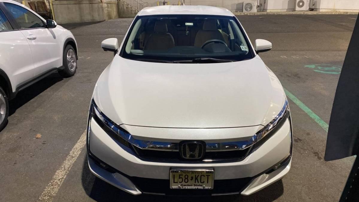 2018 Honda Clarity JHMZC5F16JC010526
