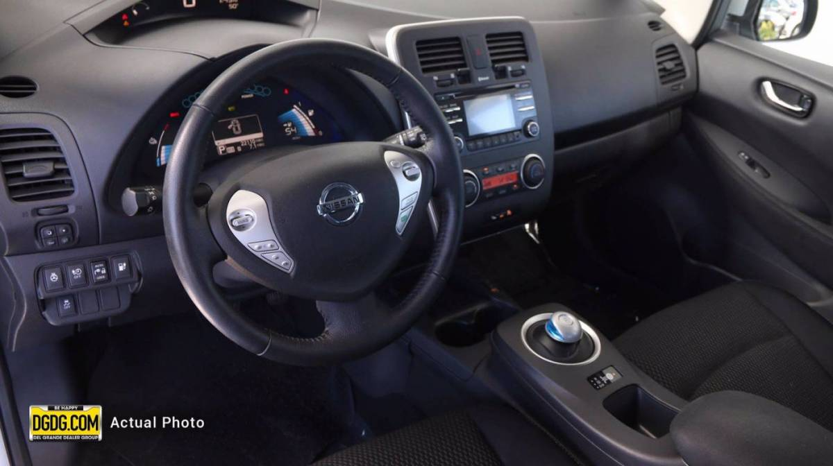 2015 Nissan LEAF 1N4AZ0CP0FC332553