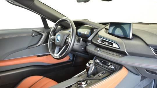 2019 BMW i8 WBY2Z6C57KVB83025