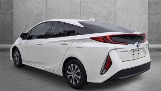 2020 Toyota Prius Prime JTDKARFP9L3127461