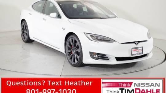 2019 Tesla Model S 5YJSA1E48KF312188