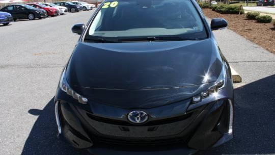 2020 Toyota Prius Prime JTDKARFP8L3156112