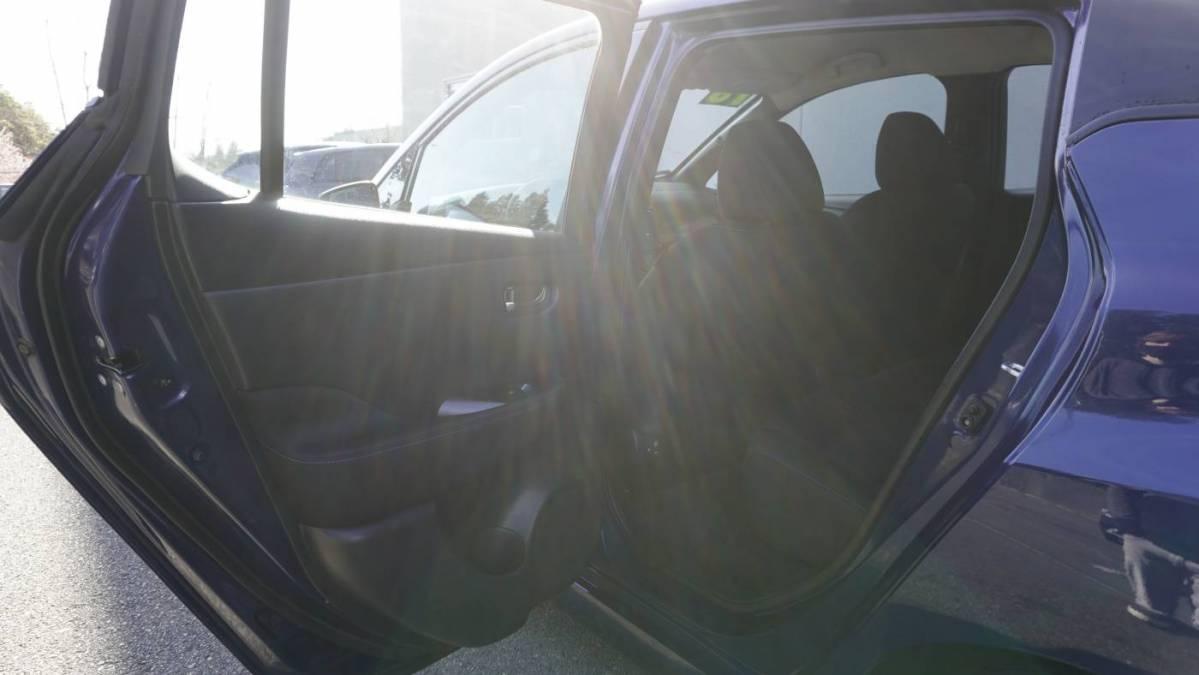 2018 Nissan LEAF 1N4AZ1CP3JC306589