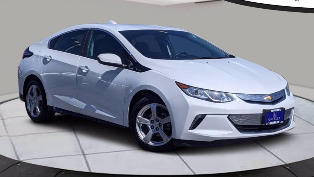 2016 Chevrolet VOLT 1G1RC6S53GU137794