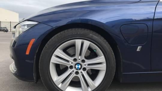 2017 BMW 3 Series WBA8E1C34HA029052