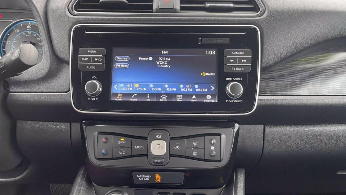 2019 Nissan LEAF 1N4AZ1CP2KC308836
