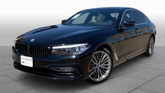 2018 BMW 5 Series WBAJA9C5XJB251589