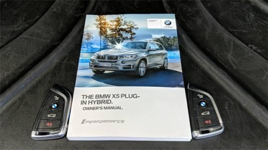 2018 BMW X5 xDrive40e 5UXKT0C53J0W02401