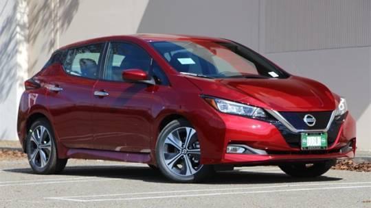 2020 Nissan LEAF 1N4AZ1CP1LC301409