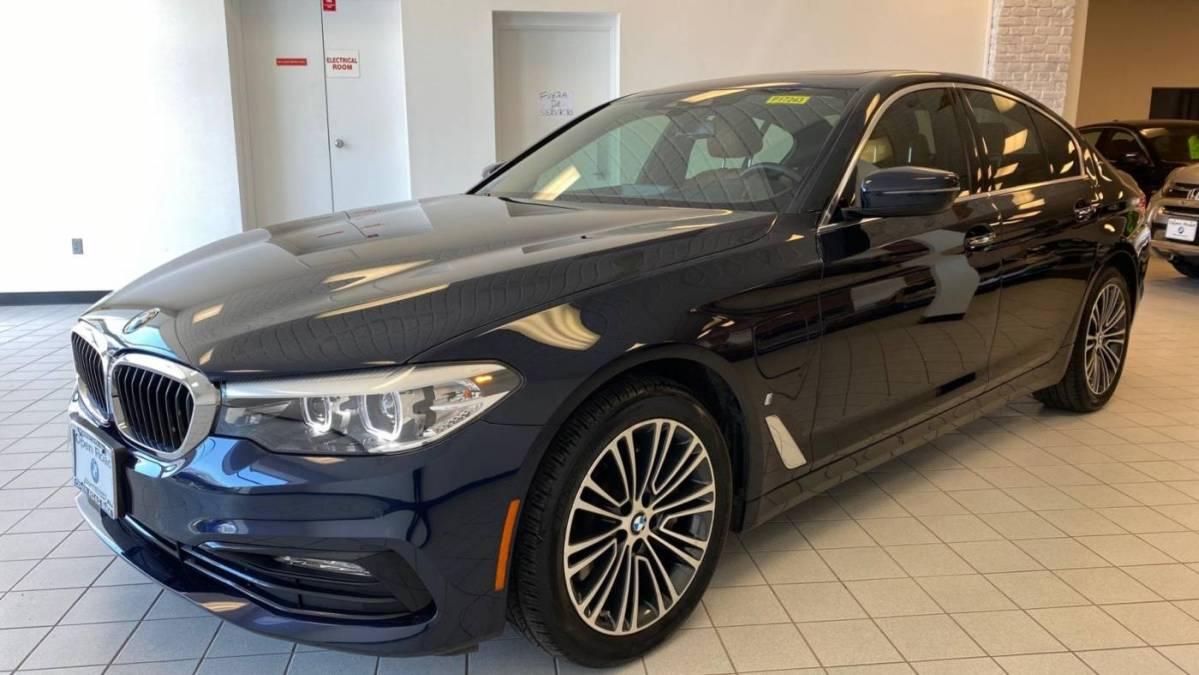 2018 BMW 5 Series WBAJB1C51JB085087