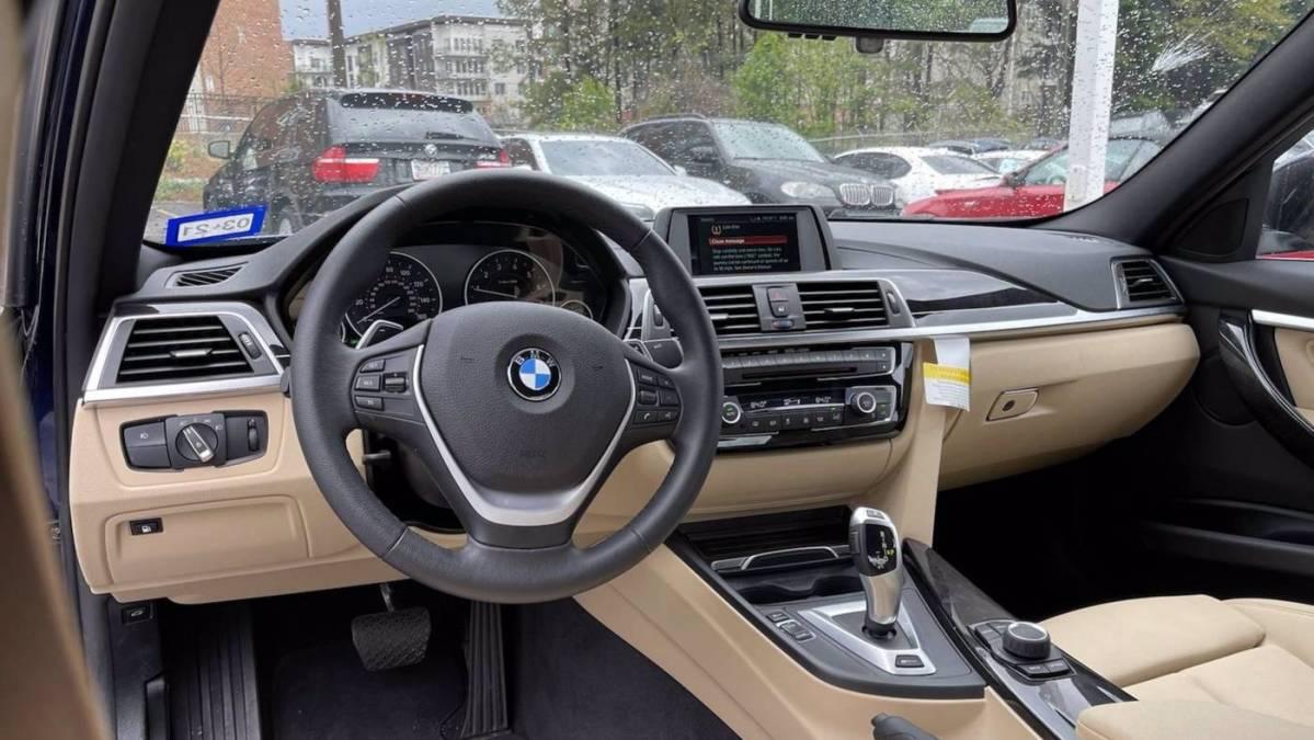 2018 BMW 3 Series WBA8E1C54JA758997