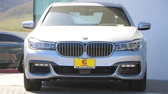 2018 BMW 7 Series WBA7J2C56JG938282